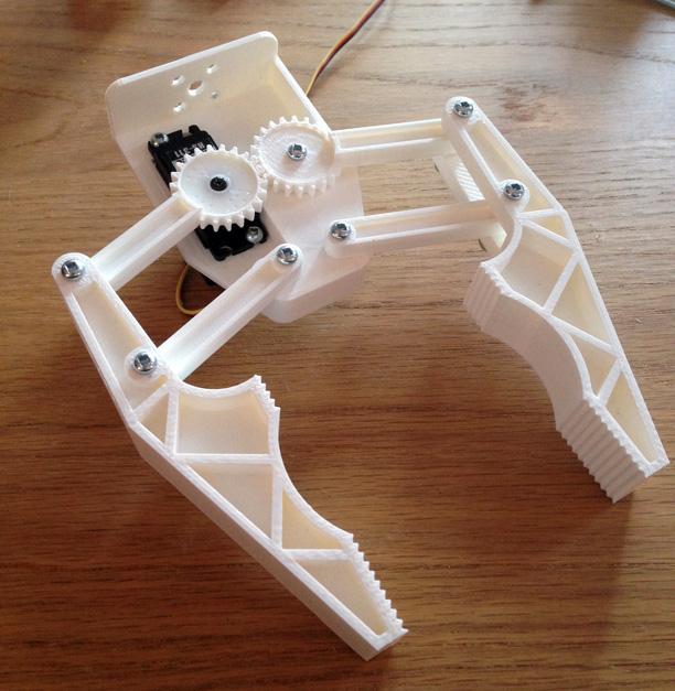 Robot Gripper Improvements