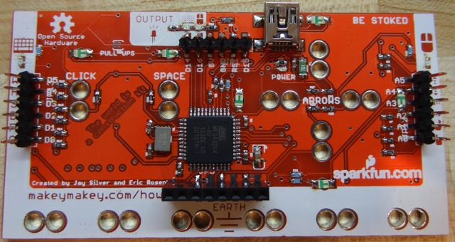 SMD July – Build MakeyMakey on July 24th at VHS