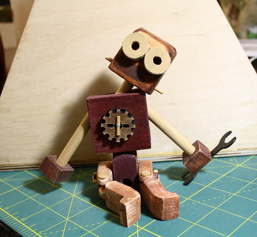 Instructables / Dremel July Build Night