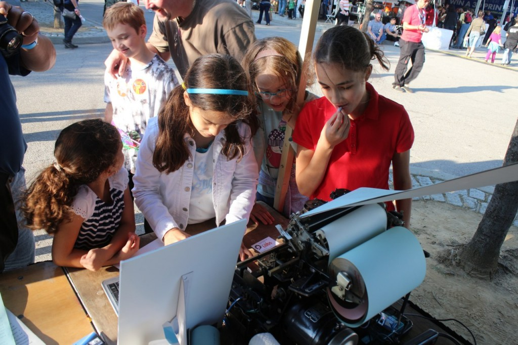 Nova Labs' Teletype Wins Editor's Choice Award at The New York Maker Faire