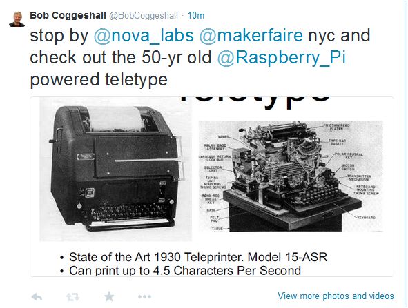 Nova Labs and Small Batch Assembly at the New York Maker Faire