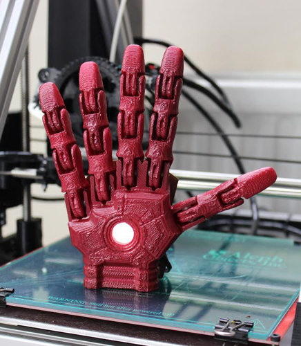 Nova Labs Members 3D Print Prosthetic Hands for Kids in Support of E-NABLE Initiative