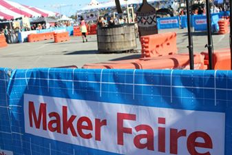 Maker Faire, the mother of all inventions.