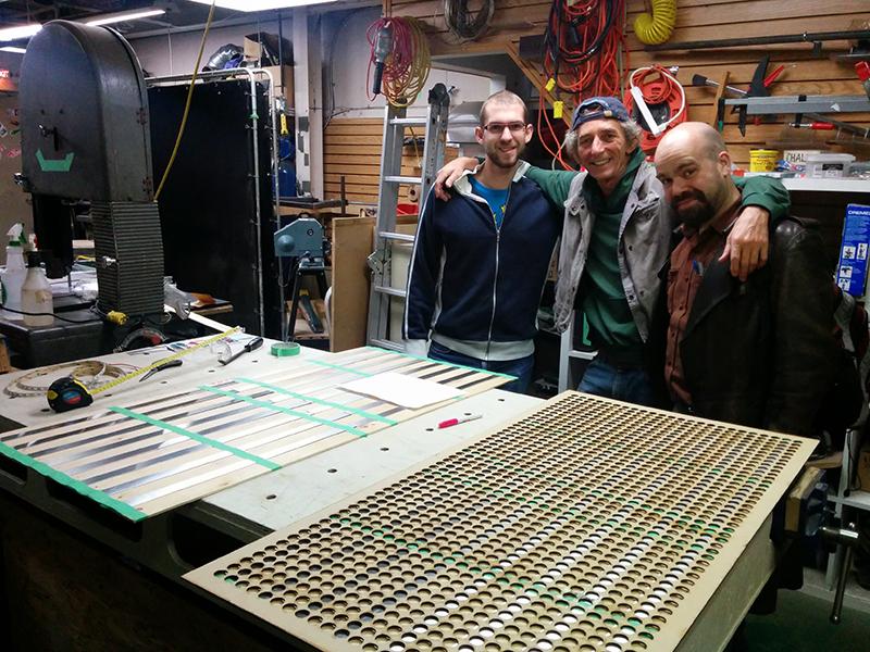 NIGHTSHIFT 2014: kwartzlab members projects!