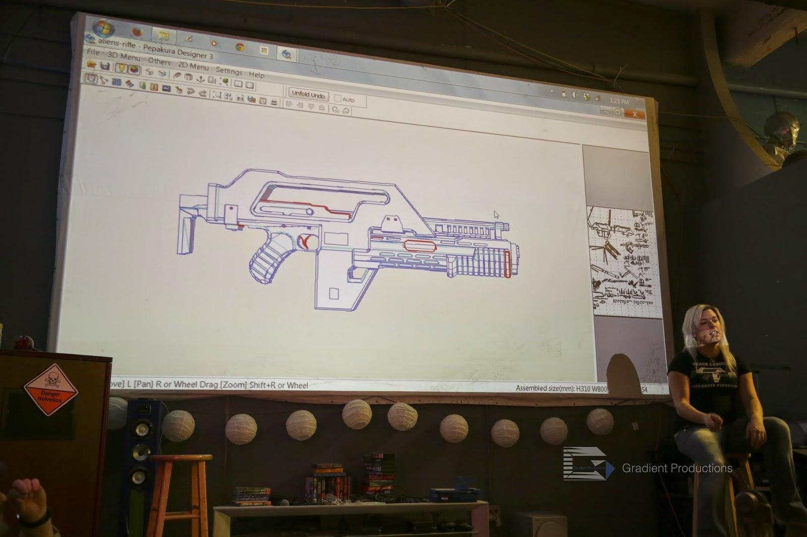 Atlanta Cosplay Meetup: Group Build Update #1