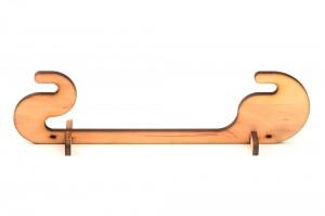Projects@NL – Pegboard ribbon/dowel holder