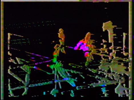Taller de Video Analógico/ Cambio de día & Circuit Bending