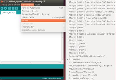 Tutorial: Programando Attinys con Arduino