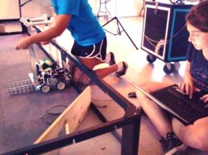 Robotics Weekend Workshop for Girls Grades 8 – 12