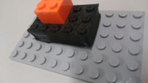 Lego Automaton Jukebox – stage 0.2 incomplete, stage 0.3 started