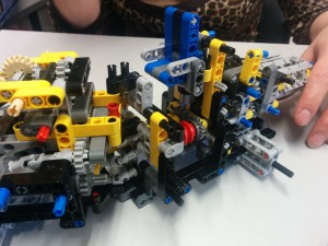 Lego Automaton Jukebox – stage 0.2 incomplete, stage 0.3 started