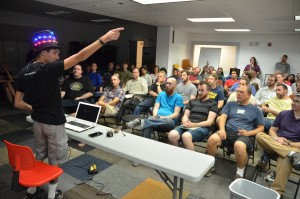 Hackaday visits Nova Labs!