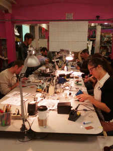 Photos from: Soldering 101/Learn to Build a Radio
