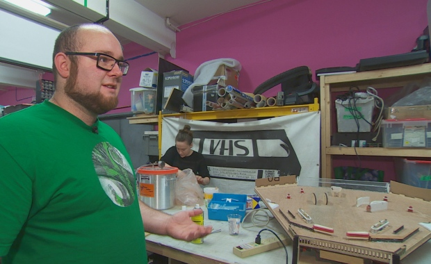 VHS Talks to CBC News About the New Pi Zero: A $5 Computer