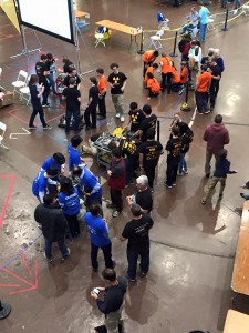 Nova Labs FTC Robotics team moves on to State competition!